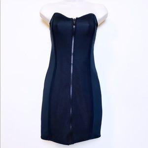 ZARA | Strapless Bodycon Dress